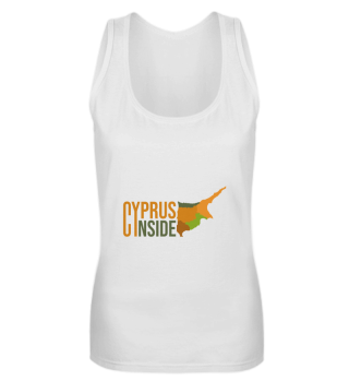 CYPRUS INSIDE tank top woman