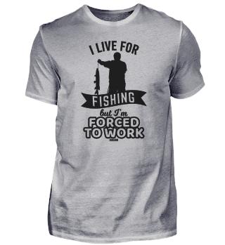 funny fishing fishing slogan Father's Da