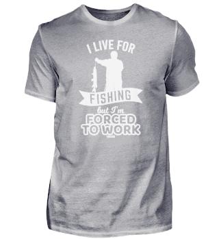 Fishing saying for men
